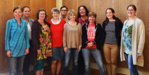 Grupp 1, Vässa Ditt Företagande 2013. Foto Carol Nordborg