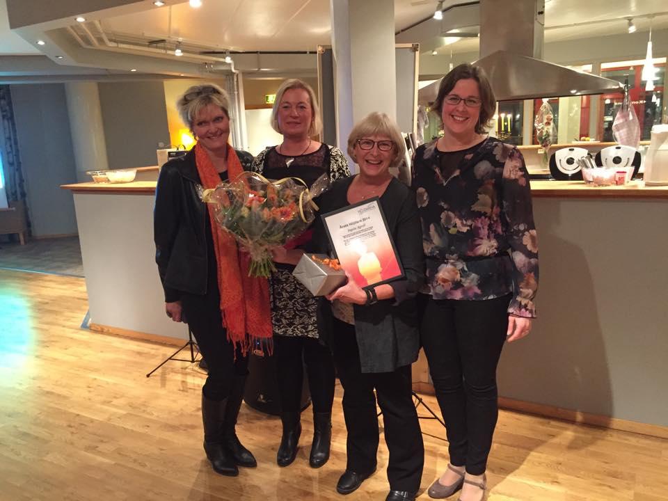 Fyra Höjdare! Foto: Carol Sjögren